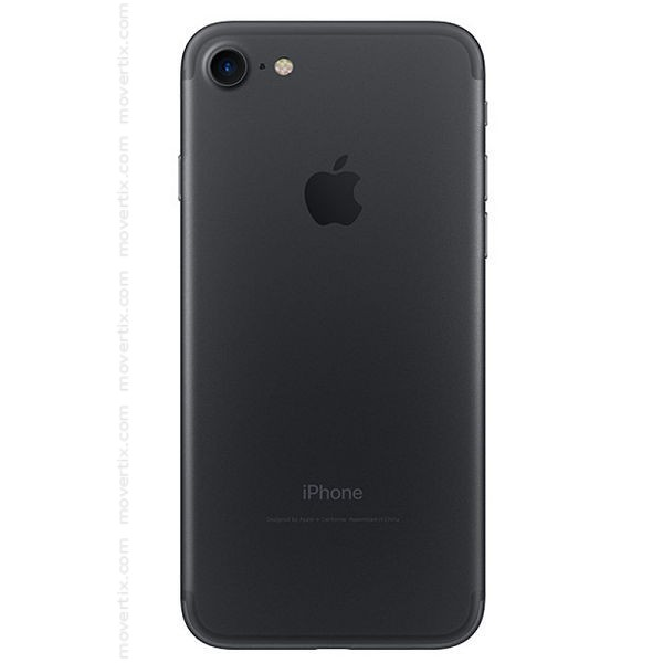 Apple iPhone 7 Black 256GB (0190198070333) | Movertix Mobile Phones Shop