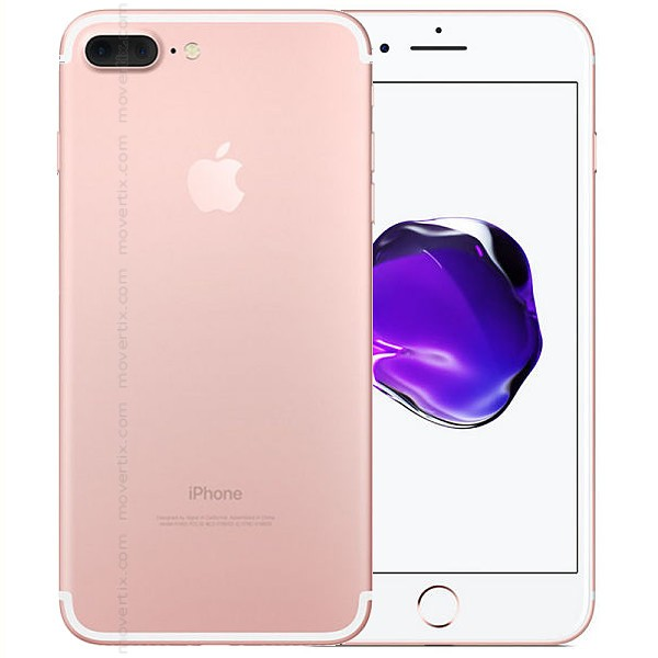 apple iphone 7 plus rose gold 256gb 0190198046604 movertix mobile phones shop. Black Bedroom Furniture Sets. Home Design Ideas