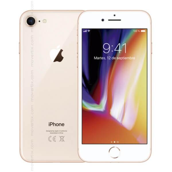 apple iphone 8 or avec 64go 0190198451569 movertix. Black Bedroom Furniture Sets. Home Design Ideas