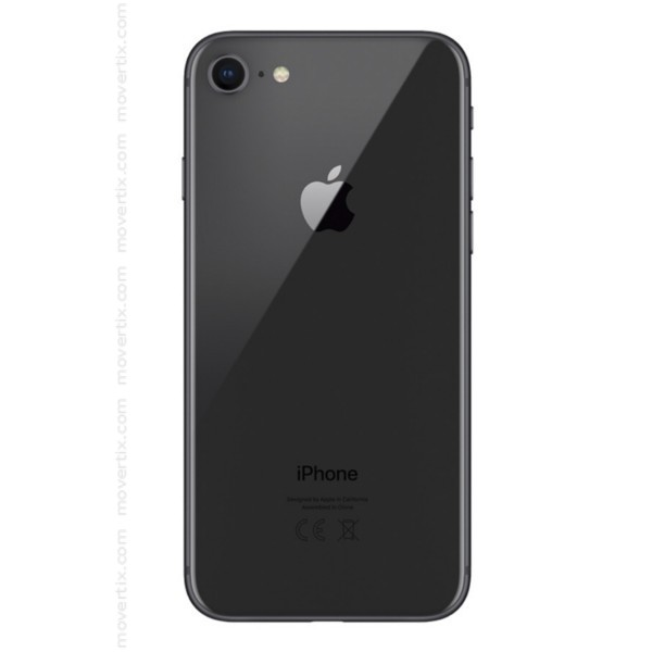 apple iphone 8 gris sid ral avec 64go 0190198450975 movertix t l phones mobiles et smartphones. Black Bedroom Furniture Sets. Home Design Ideas