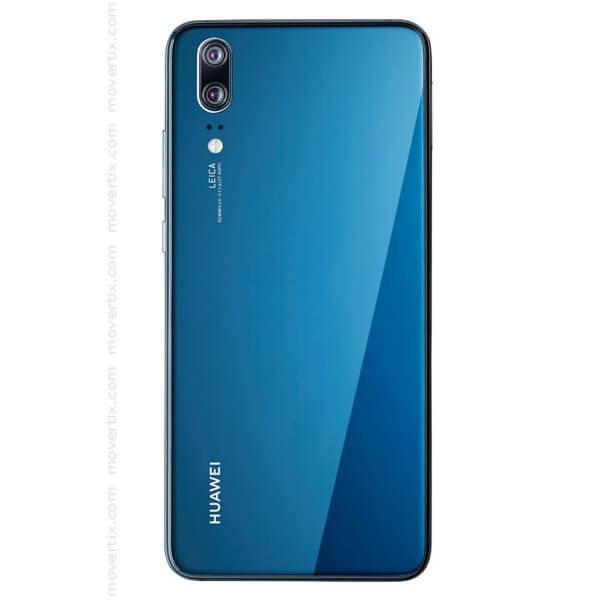 huawei p20 double sim bleu avec 128go 6901443214709 movertix t l phones mobiles et smartphones. Black Bedroom Furniture Sets. Home Design Ideas