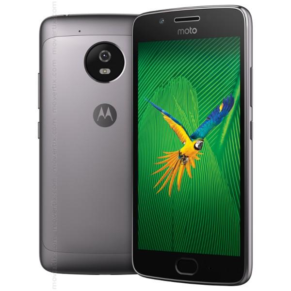 Motorola Moto G5 Dual SIM en Gris - XT1676 (6947681538115 ...