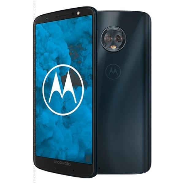 88525bc586 Motorola Moto G6 Dual SIM Azul de 32GB e 3GB RAM - XT1925-5 ...