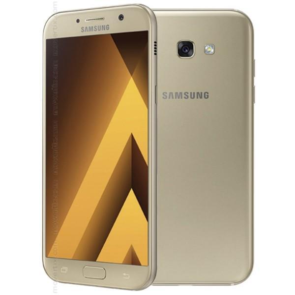 samsung galaxy a3 2017 or 8806088637594 movertix t l phones mobiles et smartphones. Black Bedroom Furniture Sets. Home Design Ideas