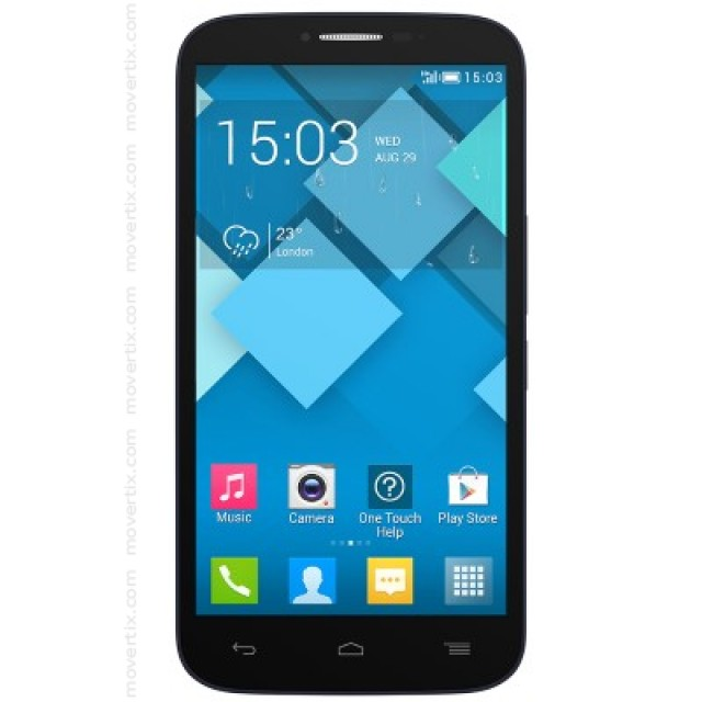 Alcatel One Touch C9 7047D Black (4894461101149