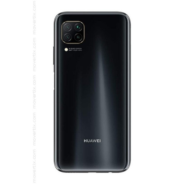 Huawei P40 Lite Dual SIM Midnight Black 128GB and 6GB RAM