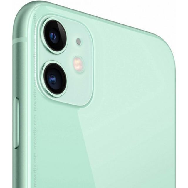 iPhone 11 en Verde 64GB (0190199222984) | Movertix Tienda