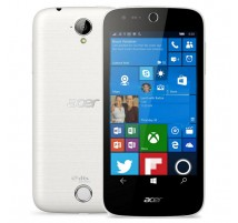 Acer Liquid M330 Double SIM Blanc