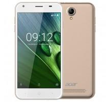 Acer Liquid Z6 Blanc et Or