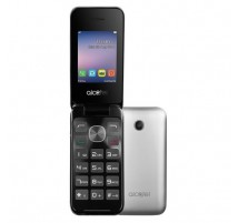 Alcatel 2051 Dual SIM in Argento