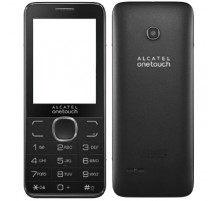 Alcatel One Touch 2007D en Gris oscuro