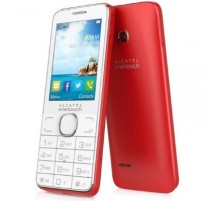Alcatel One Touch 2007D en Rojo