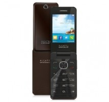 Alcatel One Touch 2012D en Chocolate Negro