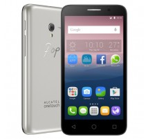 "Alcatel One Touch Pop 3 en Plata de 5"" (5065X)"