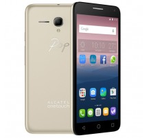 Alcatel One Touch Pop 3 Dourado de 5.5'' (5025D)