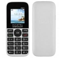 Alcatel OneTouch 1016D Dual SIM en Blanco