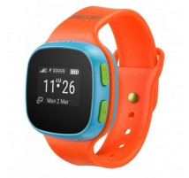 Alcatel Watch Move Time Kids en Naranja