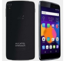 Alcatel One Touch Idol 3 5.5 en Gris oscuro