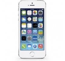 Apple iPhone 5S de 16GB en Plata