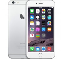Apple iPhone 6 Plus en Plata de 64GB
