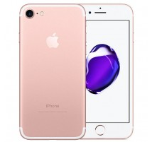Apple iPhone 7 de 128GB en Oro Rosa