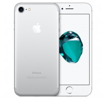 Apple iPhone 7 en Plata de 256GB