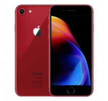Apple iPhone 8 en Rojo de 256GB (MRRN2FS/A)