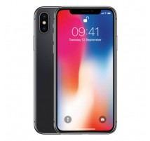 Apple iPhone X in Grigio siderale di 64GB
