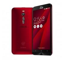 Asus Zenfone 2 Dual SIM de 32GB en Rojo ZE551ML