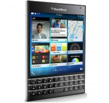 Blackberry Passport in Nero