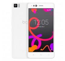 Bq Aquaris M5.5 en Blanco de 16GB y 2GB RAM