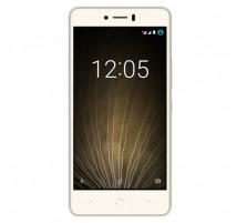 BQ Aquaris U Lite Branco e Dourado de 16GB e 2GB RAM