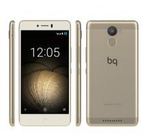 BQ Aquaris U Plus en Blanco y Oro de 16GB y 2GB RAM