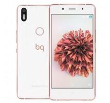 BQ Aquaris X5 Plus en Blanco y Rosa de 16GB y 2GB RAM