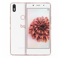 BQ Aquaris X5 Plus en Blanco y Oro Rosa de 32GB y 3GB RAM
