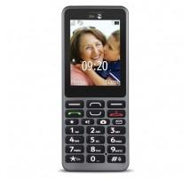 Doro Phoneeasy 509 en Plata