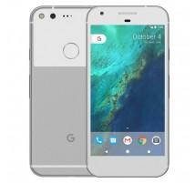 Google Pixel in Silber mit 32GB