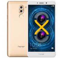 Honor 6X Dual SIM in Oro di 32GB e 3GB RAM