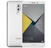 Honor 6X Premium in Argento di 64GB e 4GB RAM