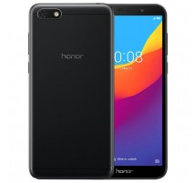 Honor 7S Dual SIM in Nero di 16GB e 2GB RAM