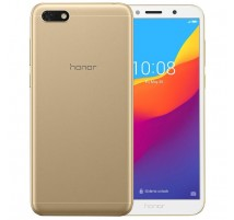 Honor 7S Dual SIM in Oro di 16GB e 2GB RAM