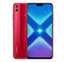 Honor 8X Dual SIM en Rojo de 128GB y 4GB RAM (JSN-L21)