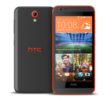 HTC Desire 620 in Orange
