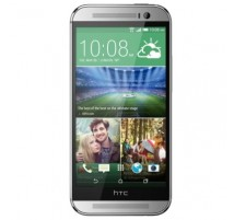 HTC One M8 in Grau