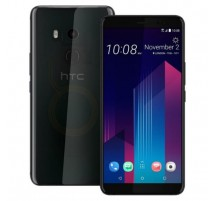 HTC U11 Plus Dual SIM Black 128GB and 6GB RAM