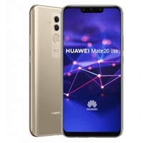 Huawei Mate 20 Lite Dual SIM en Oro de 64GB y 4GB RAM (SNE-LX1)