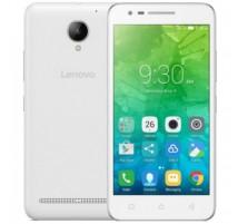 Lenovo C2 Dual SIM in Bianco