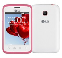 LG L20 White and Pink (D100)
