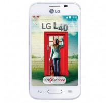 LG L40 D160 en Blanco