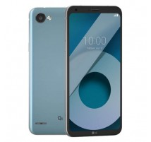 LG Q6 Ice Platinum de 32GB y 3GB RAM (M700N)